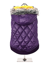 Thermo Purple Quilted Parka - There's no such thing as bad weather, only unsuitable clothing, so said someone. That's why we have designed this new range of quilted and luxury silkara lined Thermo range of coats. These multi layered coats will keep the heat in and the cold out come what may. Combine that with great colours, a pe...